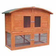 Merce B circa tetto conigli allevamento libero recinto aperto gabbia gabbia per roditori 2