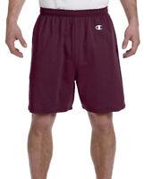 Champion Men's Elastic Drawstring Waistband Jersey 100% Cotton Short. 8187