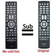 US New Replaced Remote CT-90302 for Toshiba TV sub CT-90275 26AV502R / 46RV525U