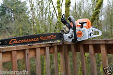 Piltz Stihl Ms362 Wrap handles Customised Chainsaw 20 inch Cannon