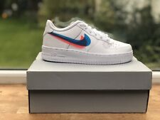 Nike Air Force 1 3D Swoosh GS - UK 3 / 3.5 Y