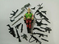 "3.75"" Gi Joe Lanard the Corps Hippy With 5pcs Accessories Random Figure"