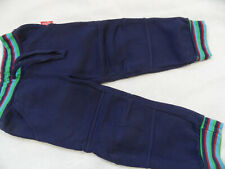 SIGIKID schöne Jogginghose Biber blau Gr. 92 TOP ST719