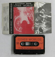 SCREAMING TREES Other Worlds 1985 US Private CASSETTE Velvetone CONNER Lanegan