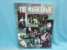 The Masquerade:  Second Edition 2nd Softcover Book 1994 White Wolf WW5200