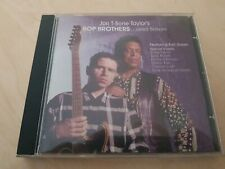 Jon T-bone taylor's  BOP brother and sisters cd