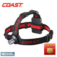 COAST HL3 LED Head Torch IPX4 Weather Proof