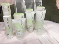 Mary Kay botanical effects formula 2 normal set cleanse, mask, freshen, hydrate
