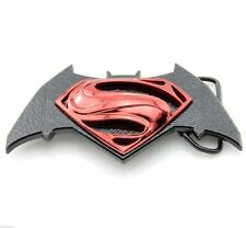 Batman Vs Superman Metal Fashion Belt Buckle