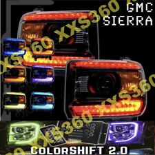 ORACLE for GMC Sierra 14-15 Headlight DRL DRLs Upgrade Kit COLORSHIFT 2.0