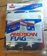 More details for bissell cotton american flag 3' x 5'