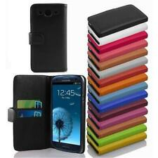 Cover BOOK Style for SAMSUNG GALAXY Pocket Etui Flip Case Wallet Card