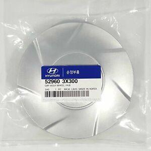 """Genuine Hyundai Wheel Center Hub Cap H Logo Elantra Sedan 2011-2012-2013 17"""""""