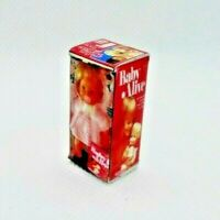Miniature 1:12 scale vintage 1950s Forbidden Planet Robot Dollhouse prop TOY BOX