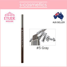 [ETUDE HOUSE] Drawing Eye Brow (#5 Gray) - Eyebrow Pencil