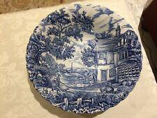 MYOTT - THE HUNTER - DINNER WARE - BLUE and WHITE CHINA