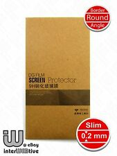 0.2mm Border Round Tempered Glass Screen Protector Samsung Galaxy Mega 5.8 i9150