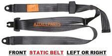 Para Toyota RAV4 1.8 2.0 2.0TD 2.2TD 2.4 delantero estática cinturón de seguridad izquierda derecha 1995 >