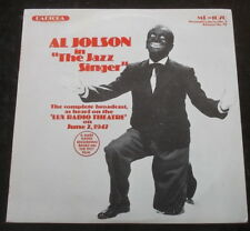 AL JOLSON In The Jazz Singer LP Sandy Hook MR 1070