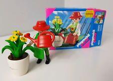 Playmobil SPECIAL 4613 jardinier boîte d'origine 100% complet