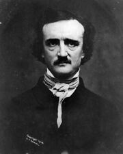 New 8x10 Photo: American Writer Edgar Allan Poe