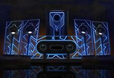 Computer Laptop Speakers 5.1 Surround Sound  Subwoofer Desktop PC Audio System