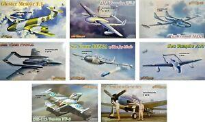 Cyber-hobby 1/72 Aircraft New Plastic Model Kit Dragon 1 72