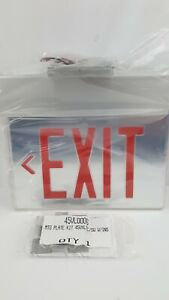 Philips Chloride Industrial Exit Sign