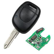 Auto Schlüssel 434 Mhz Sender ID46 passend für Renault Clio Twingo Espace Laguna