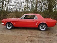 1965 Mustang V8 Manual transmission