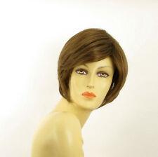 Perruque femme courte châtain clair doré LANA 12