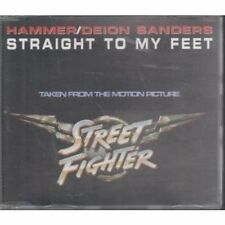 STREETFIGHTER (1995) straight to my feet (by Hammer/Deion Sanders) [Maxi-CD]