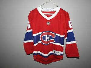 NHL Montreal Canadiens #6 Home Hockey Jersey New Youth Sizes