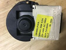 whirlpool front loader pump