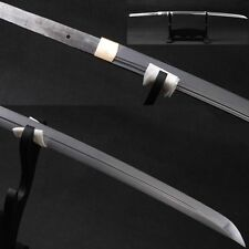 Nice Folded Steel Full Tang Unokubitsukuri Style Sharp Katana Blade+CUSTOMIZE