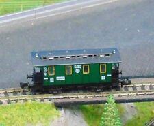 """FLEISCHMANN 8051  DRG 3rd class coach      """"BOXED""""    N Gauges (F86)"""