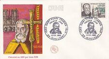 FRANCE 1966 FDC SAINT PIERRE FOURIER YT 1470