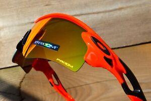 Oakley Men's Radarlock Path Sunglasses Infrared w/Prizm Ruby Lens OO9206 45