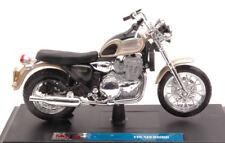 Triumph Thunderbird Gold Motorbike 1:18 Model 346G MAISTO