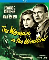 The Woman in the Window BLU-RAY NEW
