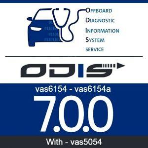 *ODIS 7.0.0* *VAG - SOFTWARE - *VAS6154/ - VAS6154A**With VAS5054*
