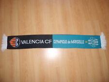 Rare écharpe collector finale Coupe UEFA 2004  OM - VALENCE