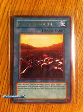 """Yugioh 1st Edition  LOD-086  """"After Genocide"""" NMint-MInt"""