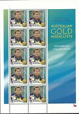 Australia 2000 - Sports Gold Medalists Sydney Olympics Archery - Sc 1881 MNH