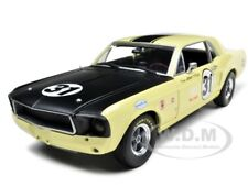 1967 FORD MUSTANG #31 T/A JERRY TITUS TRIBUTE ED 1/18 MODEL CAR GREENLIGHT 12831