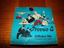 Vintage 8mm Super 8 Prevue 8 Movies Blackhawk Films