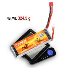 3S 11.1V 4500mAh 30C LiPo Battery Deans Pack for RC Car Airplane Helicopter