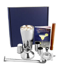 62eade88d701 Manhattan Cocktail Shaker Set and Home Cocktail Making Kit