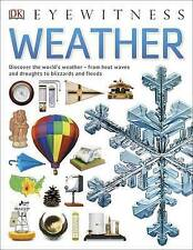 Weather (Eyewitness), Good Condition Book, DK, ISBN 9780241258811