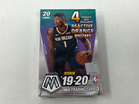 Panini 2019-20 Mosaic NBA Basketball Trading Cards, Hanger Box 20 Cards Zion Ja
